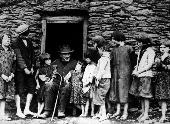irish storytelling